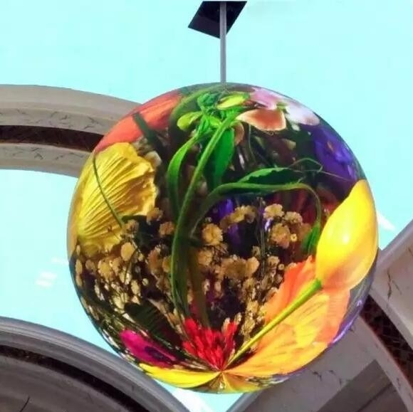 P3球型led显示屏