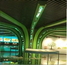 万林集团创意展厅LED显示屏