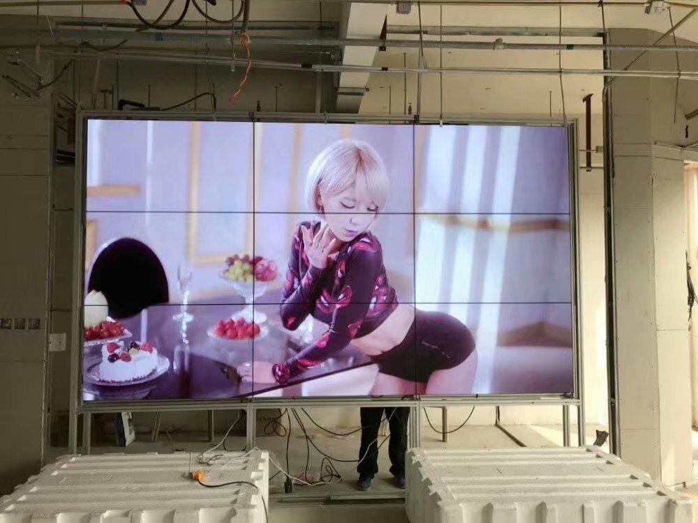 LCD拼接屏架子